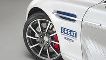 Aston Martin Rapide S for GREAT Britain international marketing campaign