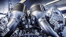 Mercedes-AMG V8 4.0-liter twin-turbo M178 engine