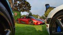 Koenigsegg Monterey'de