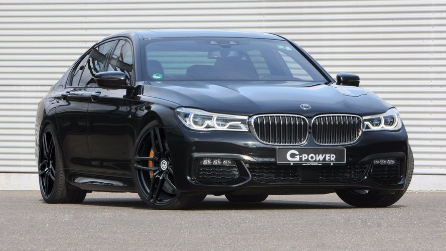 G-Power, BMW 750D'yi daha da güçlendirdi