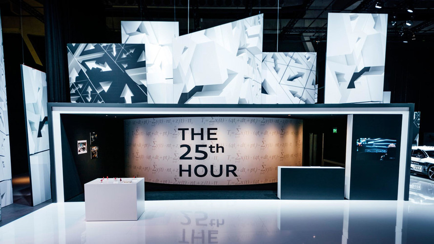 Audi's 25th Hour