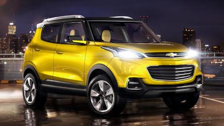 Chevrolet fará picape inédita e SUV compacto no Brasil