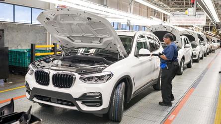 BMW EV, hibrit ve içten yanmalı modelleri aynı bantta üretecek