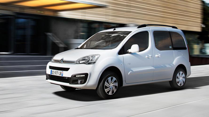 Citroën E-Berlingo Multispace, el eléctrico versátil