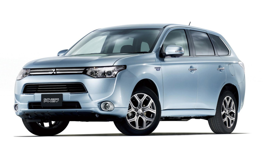 Mitsubishi Outlander PHEV é chamado para recall