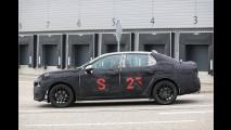 Ausblick auf den China-Volvo