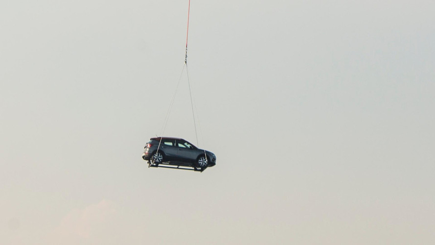 SEAT Arona Helicopter Ride