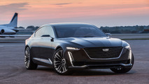 Cadillac Escala concept at 2017 CIAS