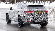 Jaguar F-PACE SVR 2017 fotos espía