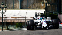 O carro de Lance Stroll na Williams
