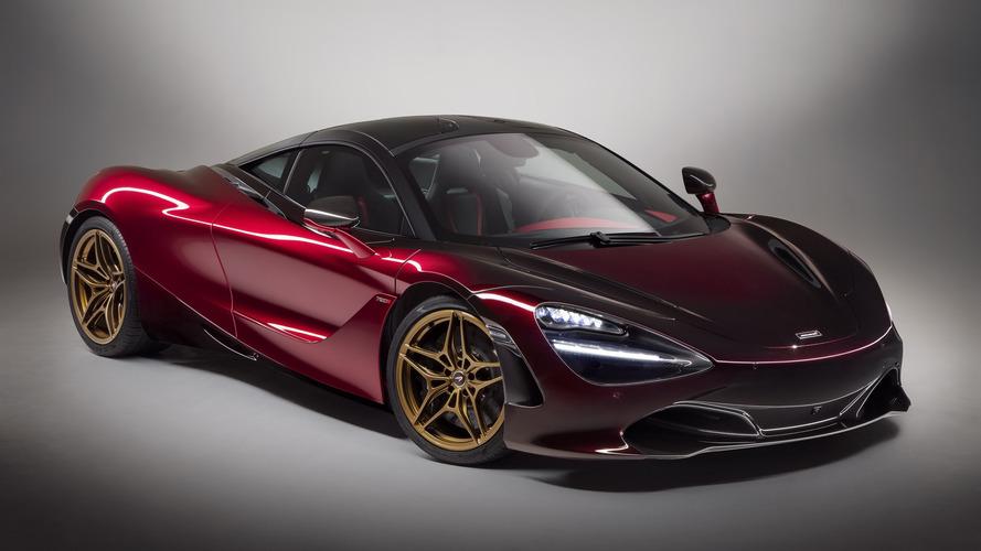 McLaren 720S şimdiden MSO versiyonuna kavuştu