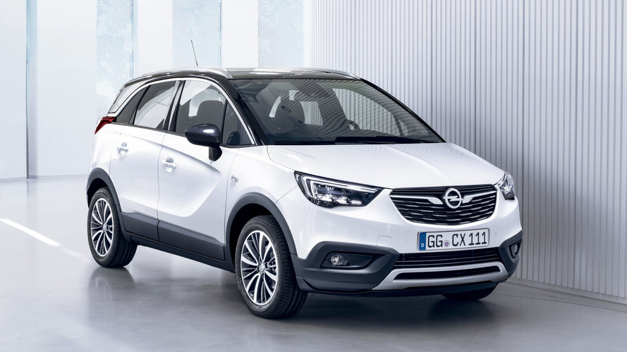 Opel Crossland X Now Available With Factory-Fitted LPG
