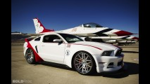 Ford Mustang GT US Air Force Thunderbirds Edition