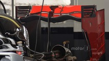 Haas F1 Team VF-16, Rear wing