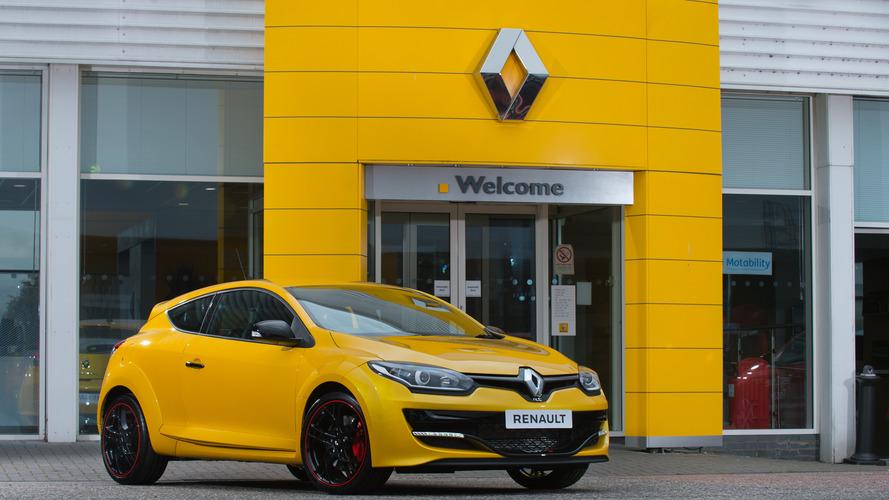 La dernière Renault Mégane R.S. est en vente au Royaume-Uni