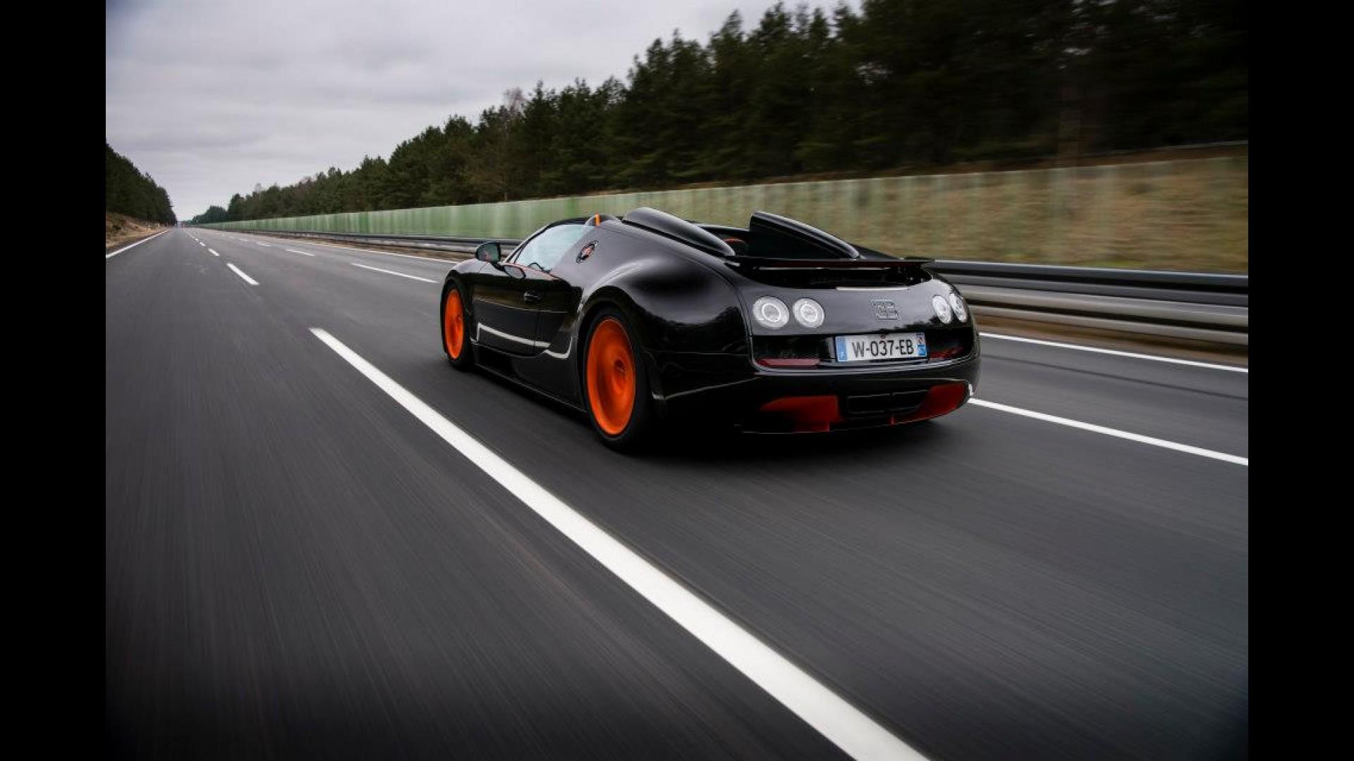 bugatti-veyron-16-4-grand-sport-vitesse-world-record-car Fabulous 2012 Bugatti Veyron Grand Sport Vitesse Specs Cars Trend