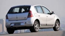 Renault lança o Sandero Vibe - Série especial com visual esportivo custa R$ 40.700