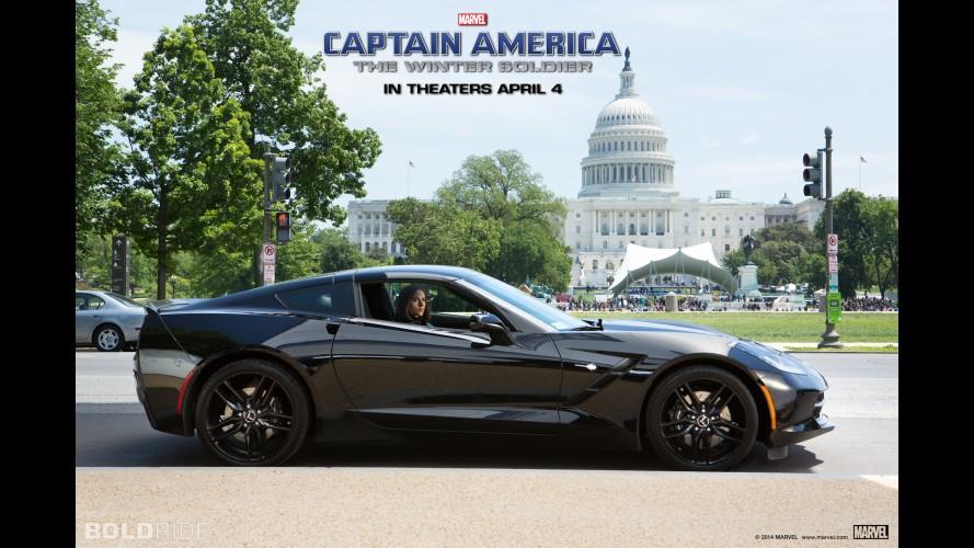 Chevrolet Corvette Stingray Black Widow