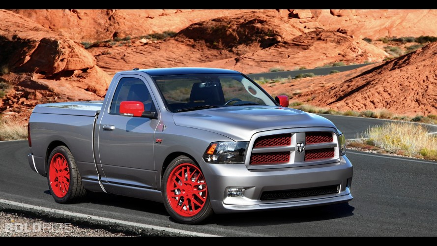 Ram 392 Quick Silver