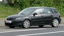 New Mazda 3 MPS Spy Photos