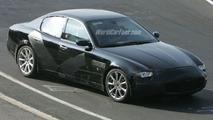 Spy Photo: 2007 Maserati GT Coupe
