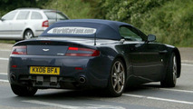 Spy Photos: More Aston Martin V8 Roadster