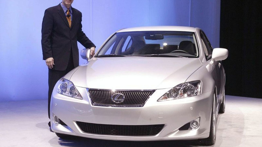 Introduction of Next Generation Lexus IS Luxury Sport Sedan