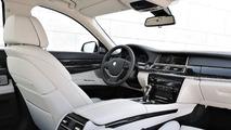 2013 BMW 7-Series facelift interior 25.05.2012