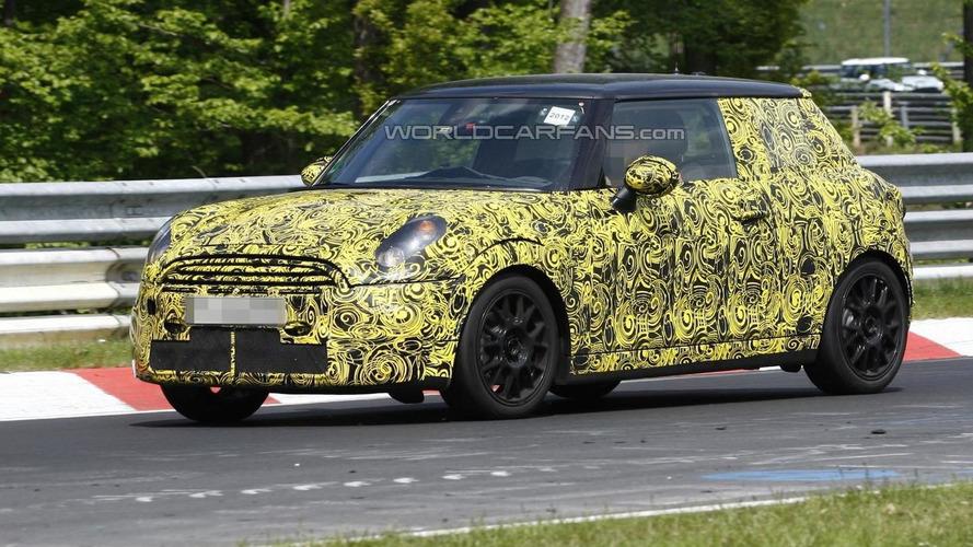 Five-door MINI Cooper planned for 3rd generation - report