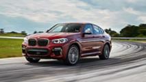 BMW X4 Test Drive