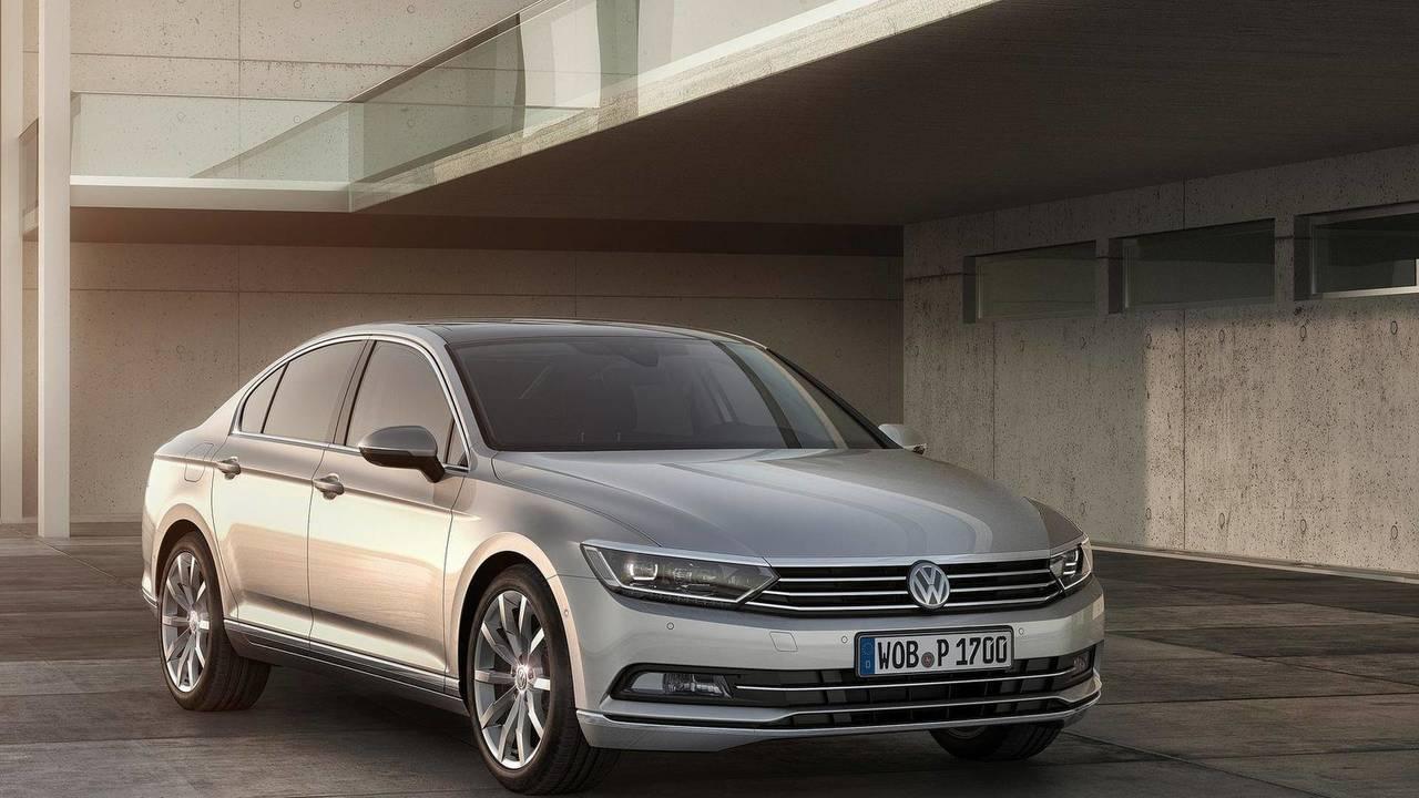 Volkswagen Passat 2018: si buscas el mínimo consumo