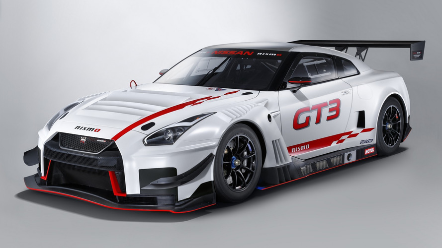 2018 Nissan GT-R Nismo GT3 Costs $550,000 And Has New AC