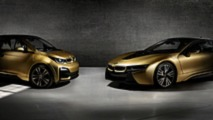 BMW i3 and i8 Starlight Edition