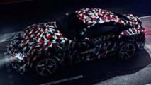 2019 Toyota Supra teaser'ları