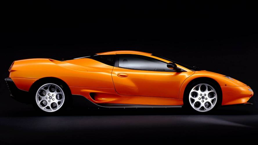 1999 Lamborghini Canto: Concept We Forgot