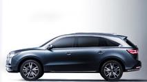 2014 Acura MDX prototype
