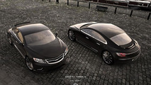 2013 Saab 9-3 by Gray Design