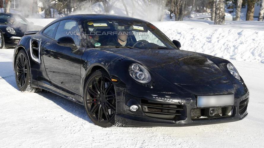 2014 Porsche 911 Turbo to feature 520 bhp - report