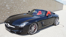 Mercedes SLS AMG Roadster by Senner Tuning