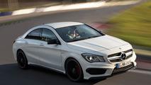 2014 Mercedes-Benz CLA 45 AMG 19.03.2013