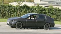 BMW V-Series Full Scale Prototype Spy Photos