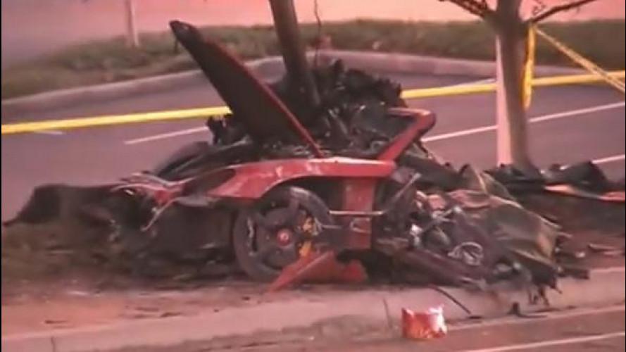 Paul Walker, cosa è successo pochi secondi dopo l'incidente [VIDEO]