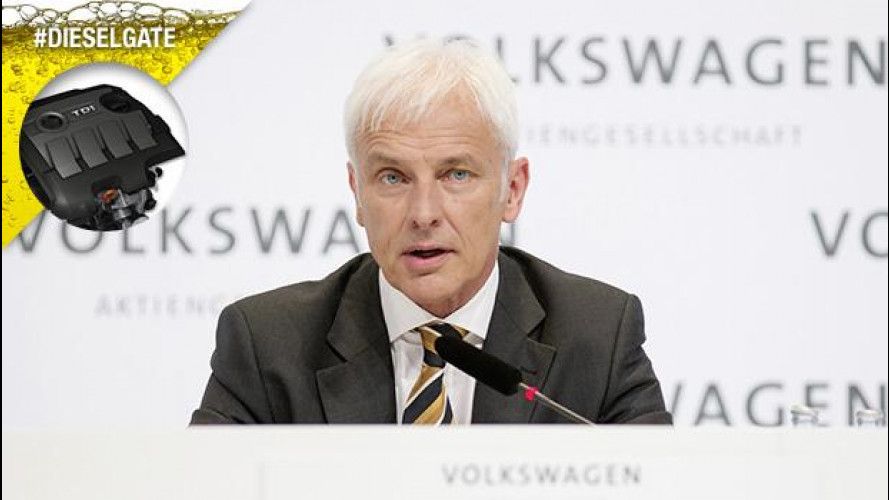 Dieselgate Volkswagen, Muller parla davanti a 20 mila dipendenti