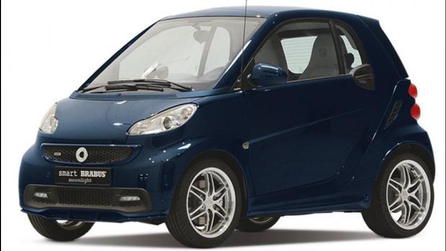 smart moonlight coupé e smart stardust cabrio