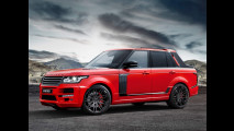Salone di Shanghai, una Range Rover trasformata in pick up