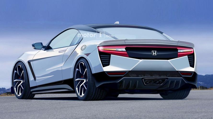 Bakalım Honda bize böyle bir S2000 verecek mi?