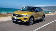 2018 Volkswagen T-Roc first drive