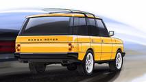 ECD Range Rover Classic Render