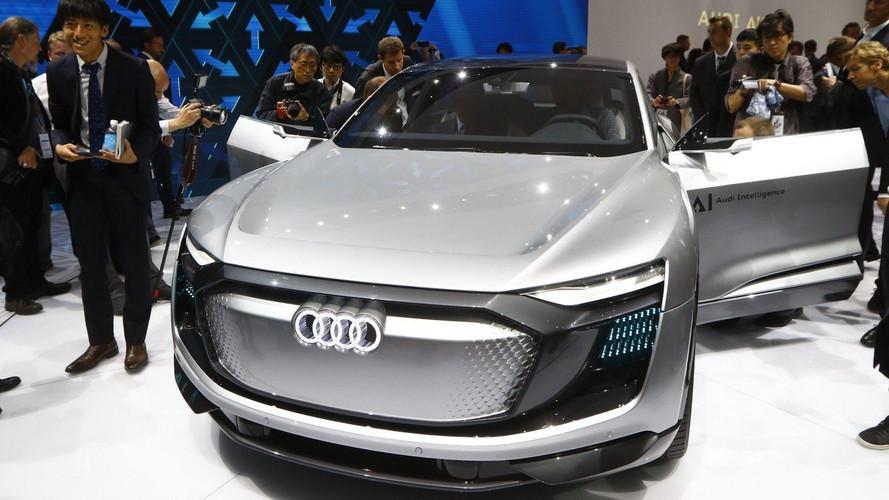 VIDÉO – Audi Elaine Concept, étonnante maturité