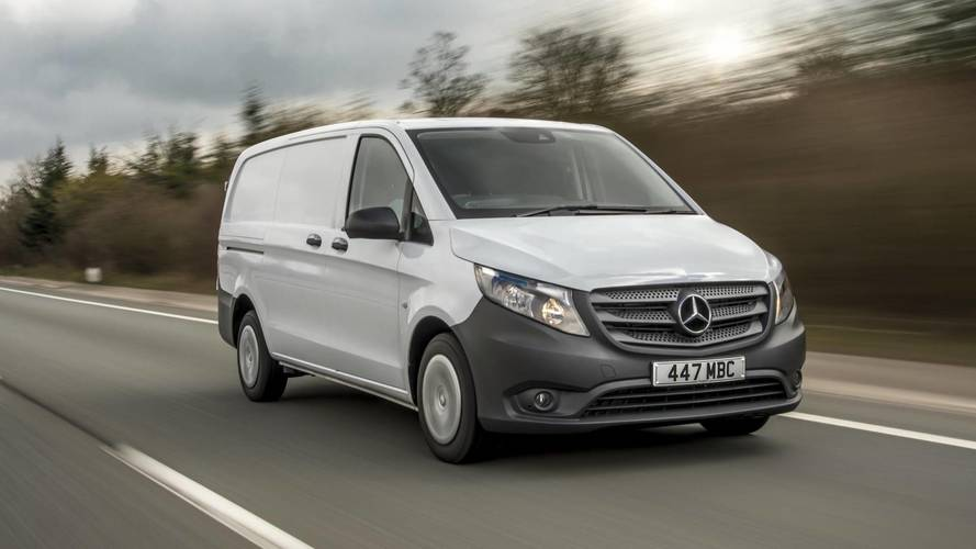 Auto industry in panic? Mercedes adds vans to scrappage deals